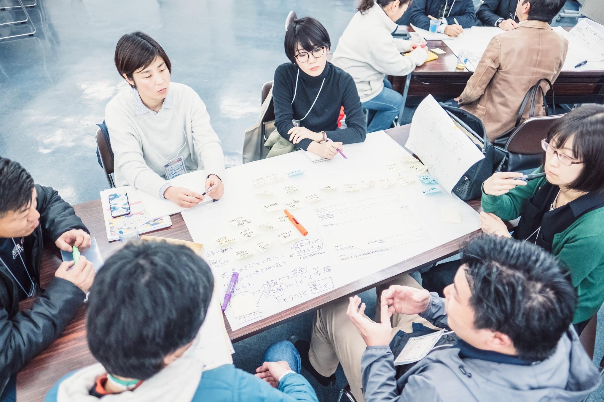"""つながり促進プログラム -京都市""""みんなごと""""のまちづくり推進事業-"""